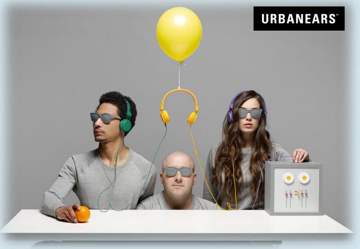 UrbanEars 1 casque gratuit pour 1 achete