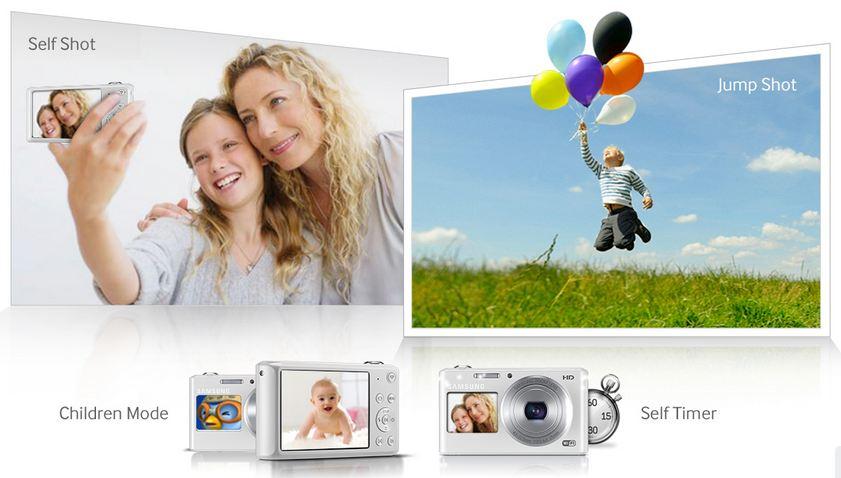 appareil photo compact Samsung DV150F