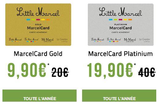 deal Groupon  Little Marcel