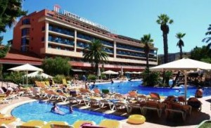L'hôtel Villa Romana