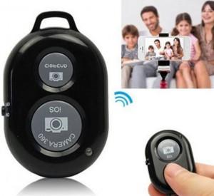 télécommande Bluetooth de l'appareil photo de votre smartphone Android ou iOS
