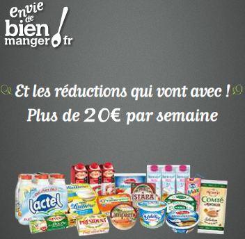 Coupons de r duction imprimer pr sident la laiti re - Bon de reduction delamaison ...