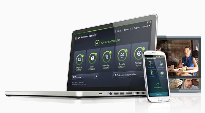 AVG Internet Security 2015 gratuit