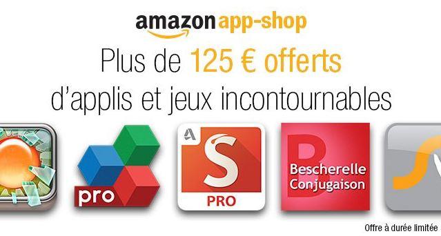 Amazon App-shop GRATUIT