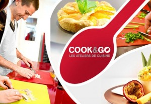 Bon d'achat atelier de cuisine COOK & GO
