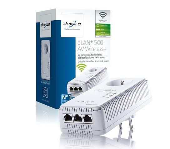 Bon plan CPL Wi-fi