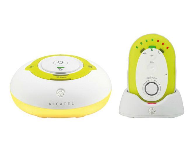 Ecoute Bébé Alcatel Baby Link 200 pas cher