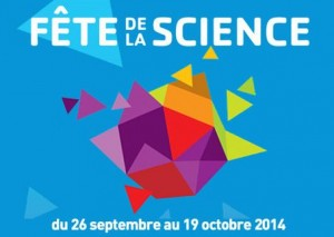 La Fête de la science 2014