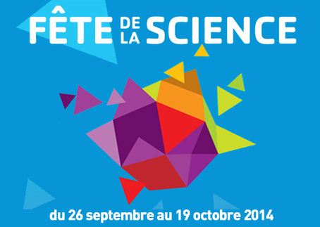 La Fête de la science 2014