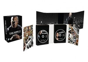 L'intégral The Shield (29 DVD)