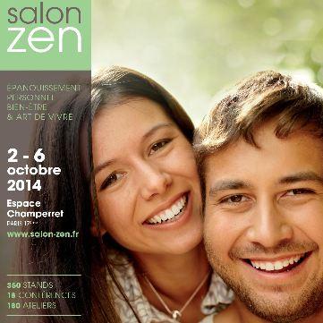 Invitation gratuite pour le salon Zen 2014