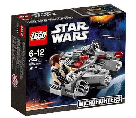 l'offre Lego Star Wars 2 achetés = 1 gratuit