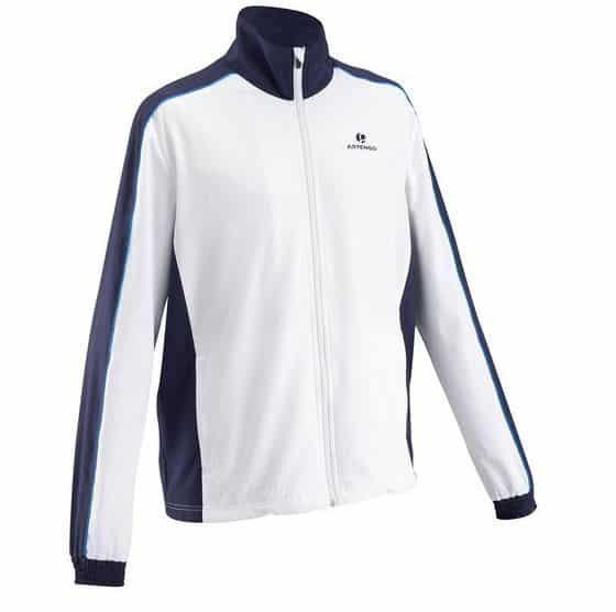 Moins de 10 euros la veste tennis Décathlon