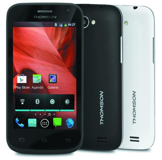 Moins de 45 euros la smartphone Thomson Every 35