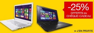 Offre Adherent Fnac PC Portable