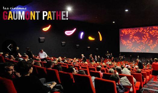Place cinéma Gaumont Pathé pas chère