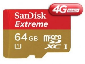SanDisk SDXC 64 Go classe UHS-I
