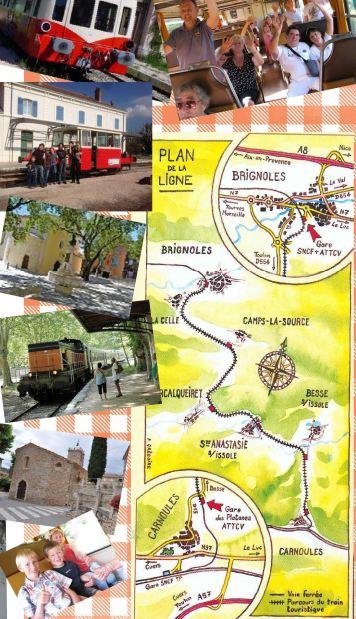 ticket Train Touristique du Centre-Var pas cher