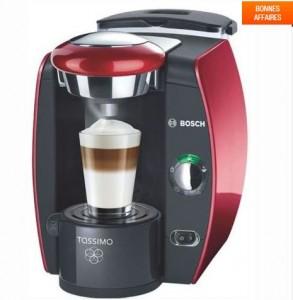cafetière Tassimo Bosch TAS 4213 à 45 euros