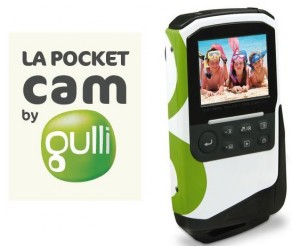 camescope Pocket Cam Gulli