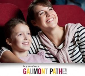 places Gaumont Pathé à moitié prix