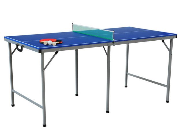 Perfect table de tennis de table pliante en promo euros with carrefour promo table pliante - Leclerc table de ping pong ...