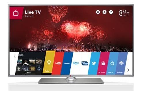 téléviseur 50 pouces LG CINEMA 3D Smart TV