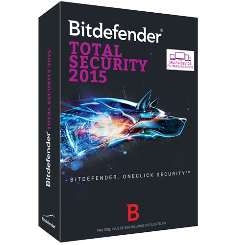 Bitdefender Total Security 2015 GRATUIT