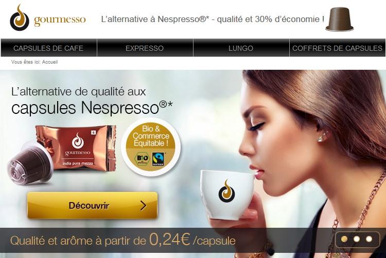 Capsules Nespresso moins chères
