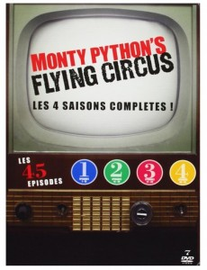 Iintégral Monty Python Flying Circus pas cher
