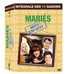 Intégral de la série TV Mariés deux enfants