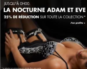 Nocturne Adam et Eve