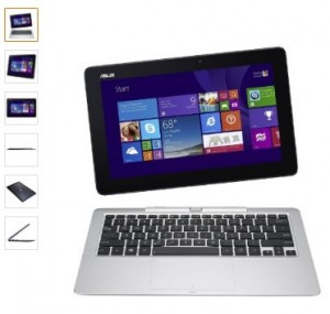 Pc hybride Asus Transformer Book T200