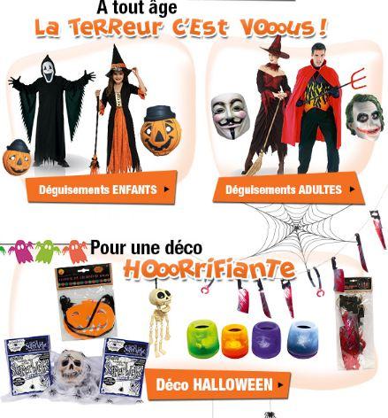 Rayon Halloween Toys'R US