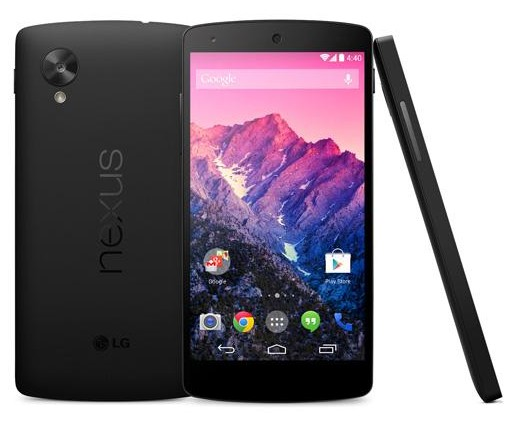 Smartphone LG Nexus 5 pas cher
