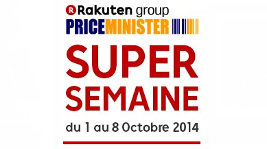 Super Semaine Priceminister SUPER POINT