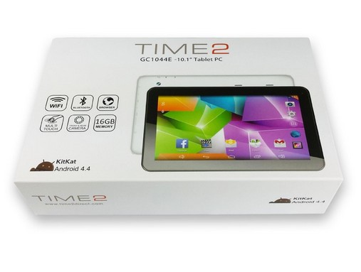 Tablette tactile 10.1 pouces Quad Core / Bluetooth