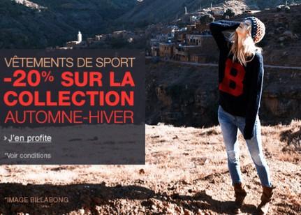 Vêtements de sport & sportwear