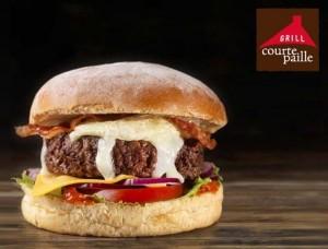 coupon Courtepaille un burger offert
