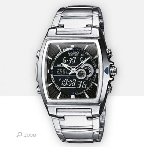 montre Casio Edifice a 59 euros