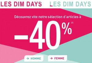 operation Dim Days octobre 2014