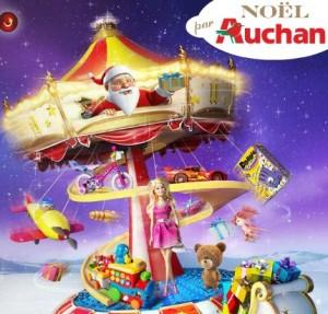 operation speciale Noel 2014 Auchan