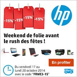 remise site HP octobre 2014