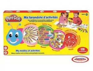 set de 120 pieces Play Doh Ma Farandole d'activites