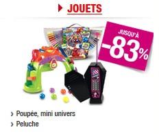 soldes flottants jouets Auchan