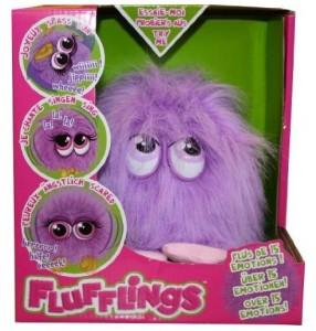 10 euros la peluche Flufflings