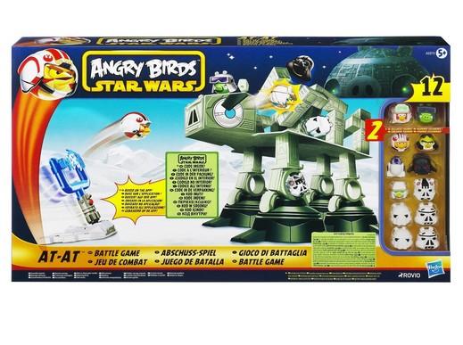 16 euros le Jeu Angry Birds Star Wars Hasbro