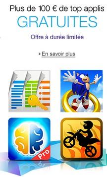 85 euros d'appli et jeux Android gratuits