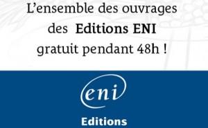 Accès gratuit à tous les livres des Editions ENI