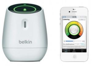 Babyphone WiFi Belkin WeMo